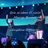 Christine D'Clario - Que Se Abra El Cielo - Feat. Marcos Brunet Portada del disco