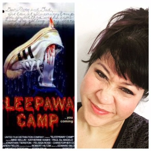 Sleepaway Camp with Elizabeth Gomez