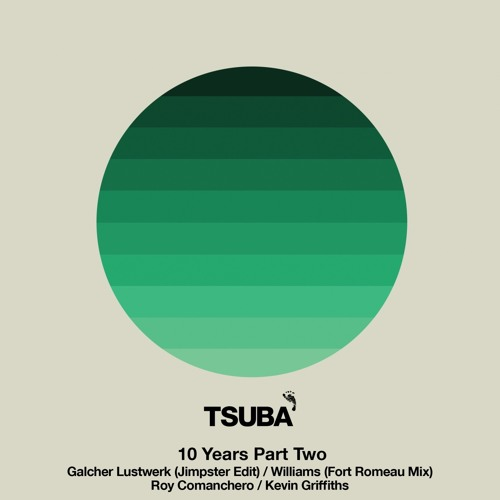 Galcher Lustwerk 'Nu Day' (Jimpster Edit) (10 Years Of Tsuba Part Two)