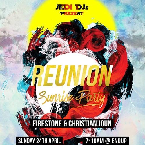 REUNION - April 24, 2016 at TheENDUP