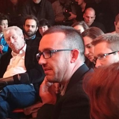 Zerfällt Europa? - Luis Martin auf der Gründung von DiEM25