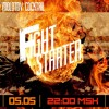 Molotov Cocktail #028 - Fight Starter [RUS] guest mix (21.04.16 Criminal Tribe Radio)