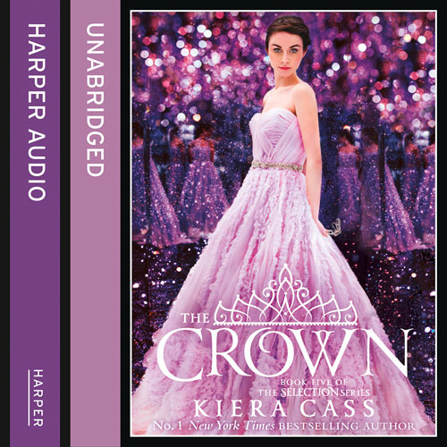 The Crown, By Kiera Cass, Read by Brittany Pressley