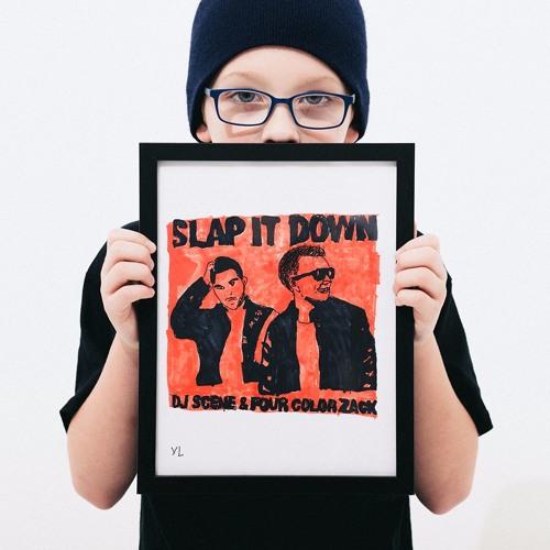 DJ Scene & Four Color Zack - Slap It Down EP (FOOLS GOLD)