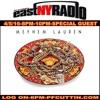 EastNYRadio 5-5-16 PF CUTTIN MEYHEM LAUREN Piato D Oro
