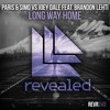 Paris & Simo Vs Joey Dale Feat. Brandon Lehti - Long Way Home (OUT NOW!)