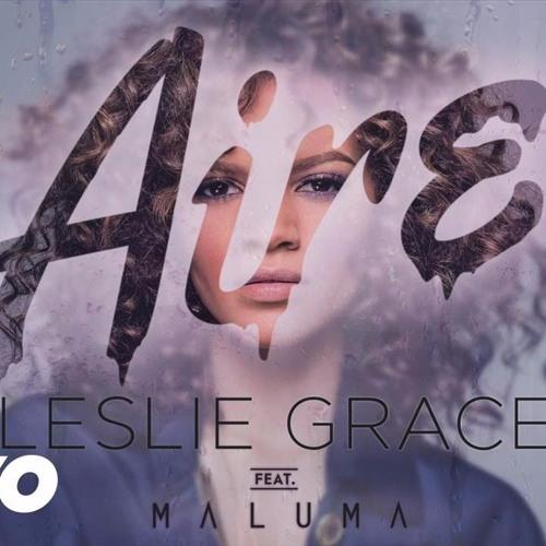Leslie Grace feat. Maluma - Aire (Dj Boytoy Edit)