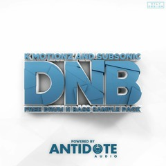 FREE DRUM AND BASS Pack by K Motionz & Subsonic