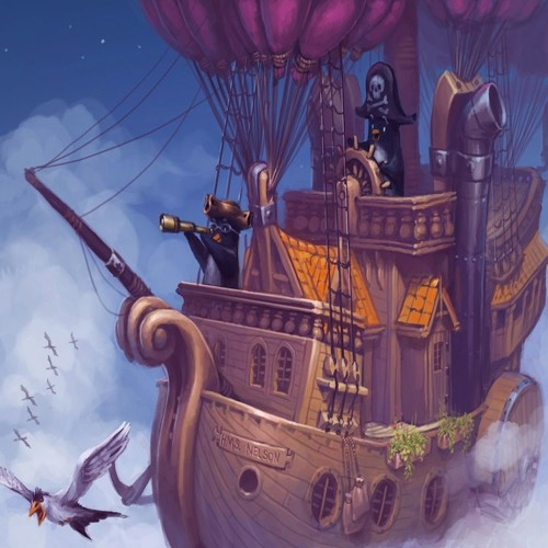 Once Upon a Dirigible
