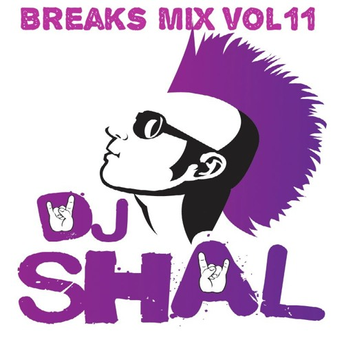 DJ ShaL -Breaks Mix Vol 11