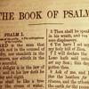The Beatitudes of Psalms
