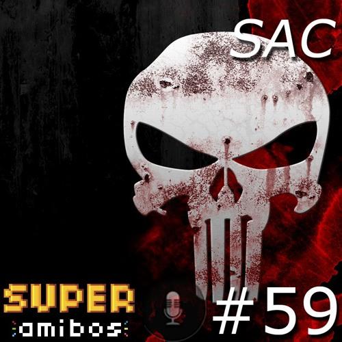 SAC59 - Manda Mais Marvel