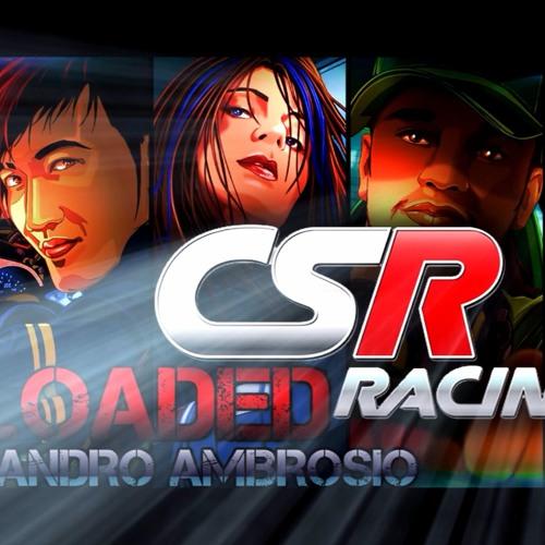Alessandro Ambrosio vs Justin Bieber - CSR Racing Reloaded (Teaser)