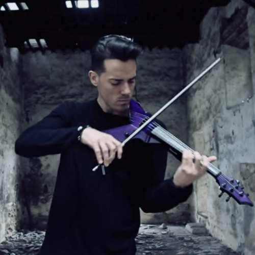 Faded (Alan Walker) - Violin Cover By Robert Mendoza