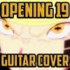 Naruto Shippuden Opening 19 - Blood Circulator Guitar Cover.mp3