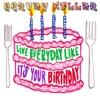 Harvey Miller Aka Dj Speedy (Today Is Your Birthday)