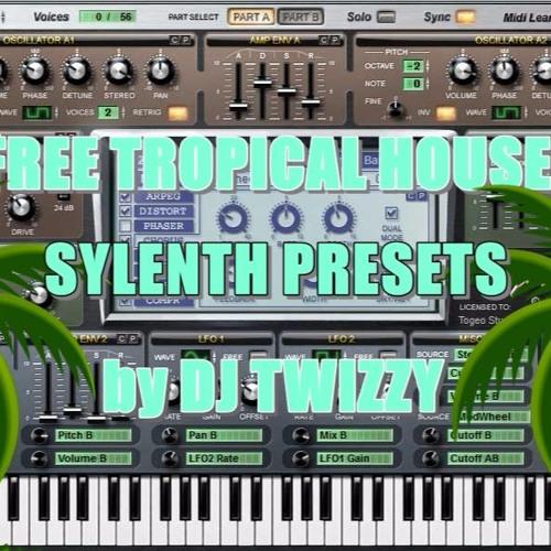 30 Tropical House Sylenth Presets by DJ TwiZzy by DJ TwiZzy - Free