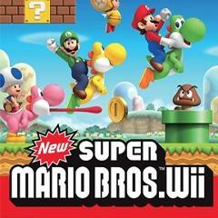Beach Theme - New Super Mario Bros. Wii