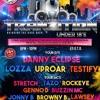 TranZitioN (Under18's) *Launch Event* - DJ Uproar - MC Stretch b2b MC Tazo