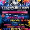 TranZitioN (Under18's) *Launch Event* - DJ Testify - MC Rockeye b2b Buzzin MC