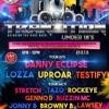 TranZitioN (Under18's) *Launch Event* - DJ Danny Eclipse - MC Rockeye b2b MC Browny B