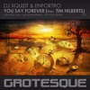 DJ Xquizit & Enfortro Ft Tim Hilberts - You Say Forever (ReOrder Remix) [Degenerate Radio 069]