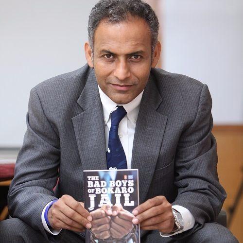 Chetan Mahajan on How he Wrote His First Book in a Jail