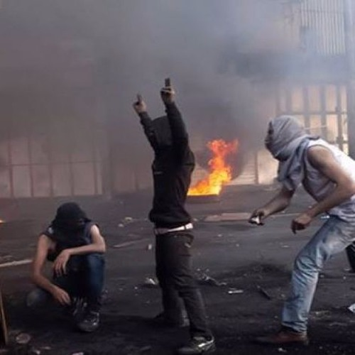 انشودة :  يطاوي عمره ما يهون  #انتفاضة_القدس