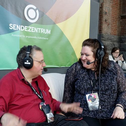 Die Podcast-Patin Tine Nowak