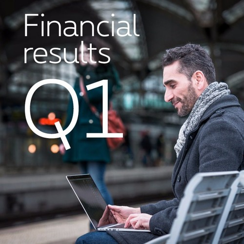 Conference call Financial results Q1 2016