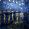 Starry starry night (Vincent)