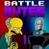 Mr. Burns vs Mr. Freeze. Battle Bytes #1