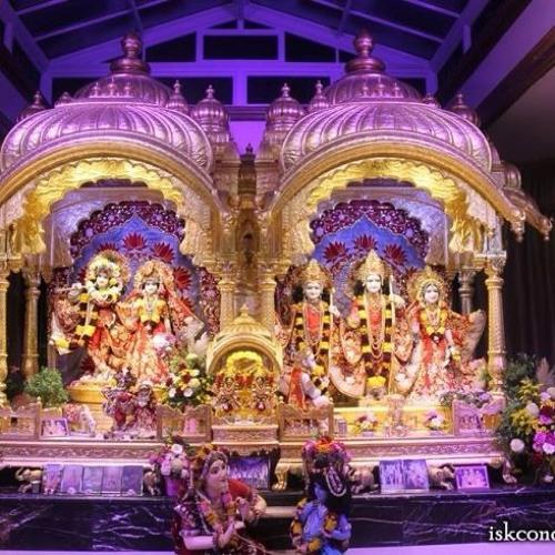 2016 - 04 - 10 CC Adi 12 - 41 - Garuda Pr Bhaktivedanta Manor