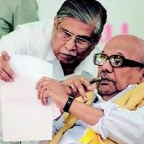 31-12-10 conversation between Jaffar Sait & Shanmuganathan (PA to Karunanidhi)