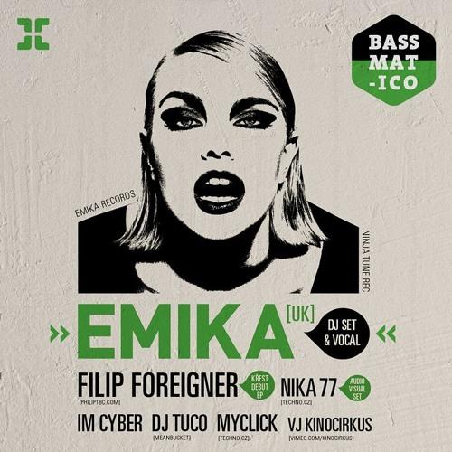 Filip Foreigner - Bassmatico 150416 CrossClub Prague