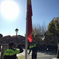 El Escorial realizará una jura de bandera civil el próximo día 22
