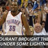 Sports BIT: What Durant Has In Store For Thunder vs. Spurs