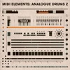 SM101 - MIDI Elements Analogue Drums 2 - Beats Demo