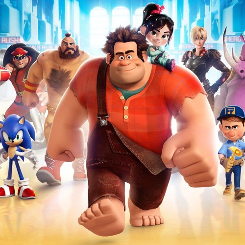 The Spin-off Doctors: Wreck-It Ralph