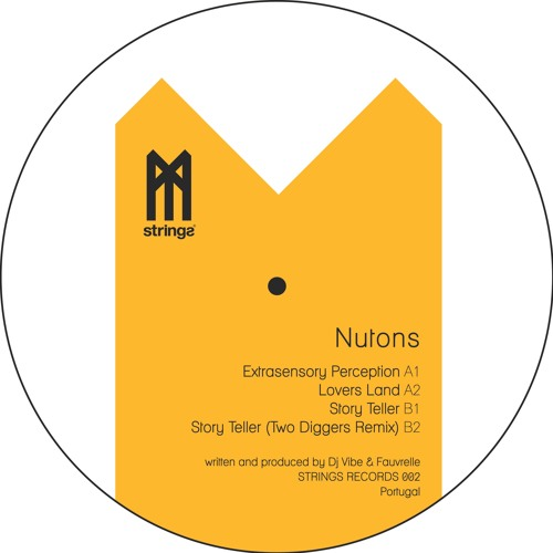 Nutons - Story Teller EP