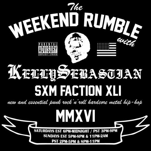 SIRIUSXM FACTION KELLY SEBASTIAN EX1