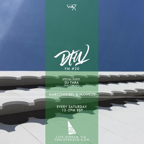 Darker Than Wax FM #20 ft. DJ Tara • 7th May 2016