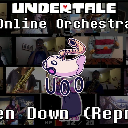 Fallen Down (Reprise) - Undertale Online Orchestra by Undertale