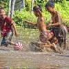 Niños limpios niños tristes - Relato De Dani Villamea