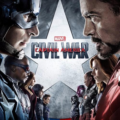 Popcorn Episode 34: Captain America--Civil War
