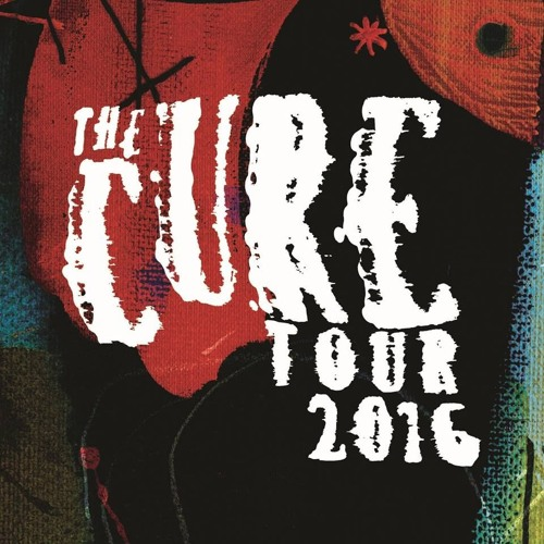 The Cure - It Can Never Be The Same (New Orleans 10.05.2016) New Song