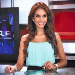 Entrevista a: Fabiola Chavez - Presentadora de noticias Bolivision