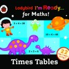 Two Times Tables: Ladybird I'm Ready for Maths!