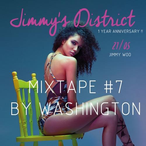 Jimmy's District Mixtape #7 by Washington