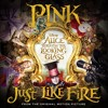 Just Like Fire Pink Recksz Rka Cover Mp3